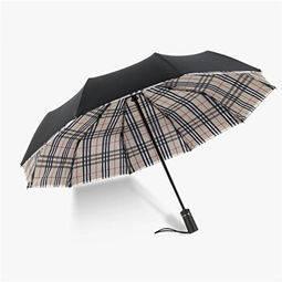 Neyankex 全自动双层十骨雨伞 英伦格纹