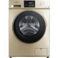 Midea 美的 MG100S31DG5 10公斤 变频 滚筒洗衣机 送烤箱