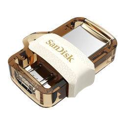 SanDisk 闪迪 DD3酷捷 OTG Micro USB3.0 U盘 32GB