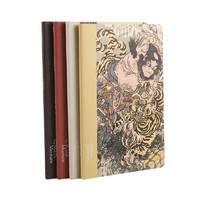 晨光 x 大英博物馆 水浒豪杰系列 16K缝线笔记本 4本装