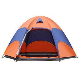 尚龙 六角双层 帐篷