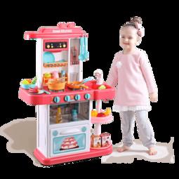 贝恩施 儿童厨房玩具 过家家套装