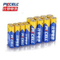 PKCELL 比苛 碳性干电池 5号7号共16粒