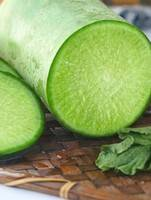 正宗水果萝卜生吃甜脆型新鲜蔬菜山东绿皮青萝卜5斤非潍坊沙窝