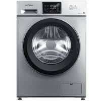1日0点:Midea 美的 MG100V331DS5 10公斤 变频滚筒洗衣机