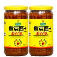 欣和 葱伴侣黄豆酱900g*2瓶 豆瓣酱 黄豆酱