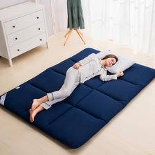 桂菲 竹炭可折叠榻榻米床垫 全尺寸