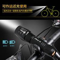 自行车灯车前灯骑行装备配件