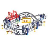 Temi 糖米 轨道车 路标玩具+电动车