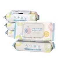 植护 婴儿湿巾 80抽5包装