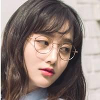 HAN HN41005S 光学眼镜架+平光防蓝光镜片