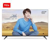 PLUS会员:TCL 65L2 65英寸 4K液晶电视