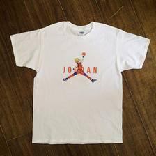 新款七龙珠AJ联名短袖T恤男 券后¥34