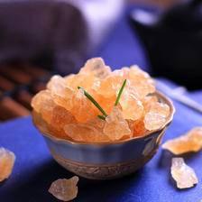 云南小粒黄冰糖 多晶老冰糖土调味厨房调料甜品雪梨400g