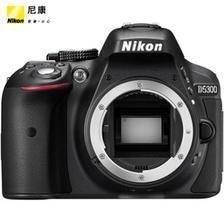 Nikon 尼康 D5300 APS-C画幅单反相机