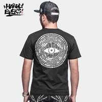 HARDLY EVER'S HART1541 男士圆领短袖T恤