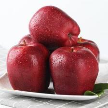 天水花牛苹果 5斤12枚