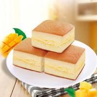 Q松 香蕉牛奶蛋糕 400g*2箱