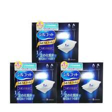日本尤妮佳 卸妆棉 40片*3盒