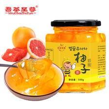 吾茶至尊 蜂蜜柚子茶 500g