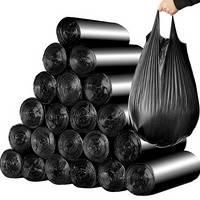 黑精鹰 手提式垃圾袋 46*63cm 100只