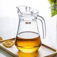 Luminarc 乐美雅 玻璃冷水壶 鸭嘴壶 1.3L
