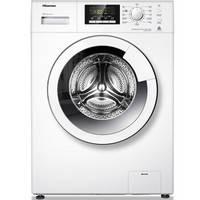 Plus会员 15日0点:Hisense 海信 XQG80-S1229FW 8公斤 全自动变频 滚筒洗衣机