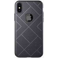 NILLKIN 耐尔金 iPhone X/XS/XS Max 磨砂 网孔散热手机壳