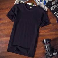 璧澄 男士纯棉短袖T恤 M-3XL
