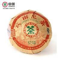 中茶 普洱茶 2007十周年纪念沱茶 100克 *5件