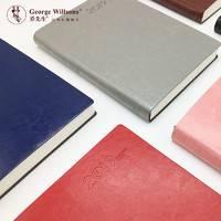 George Willsons 乔先生 A5皮面笔记本