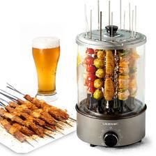 利仁电烤炉烤肉串机家用自动旋转