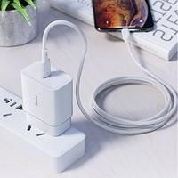 Benks 苹果MFi认证 PD快充线+单口PD充电器18W