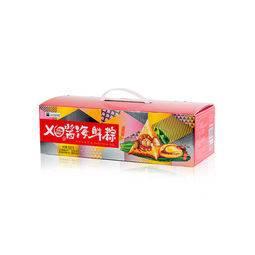 半岛喜月 XO海鲜粽 6枚装 含海虾米/瑶柱/火腿肉块