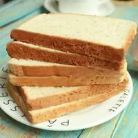 白菜党:康泉 吐司面包 1000g 全麦/黑麦/荞麦可选