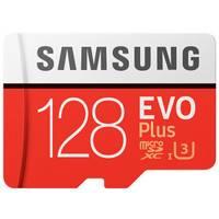 1日0点:SAMSUNG 三星 EVO Plus 升级版+ MicroSD卡 128GB