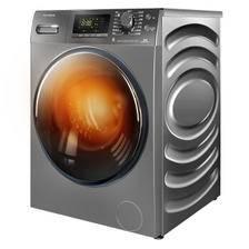 1日0点、618预告:Ronshen 容声 RH100D1256BYT 10公斤 洗烘一体机 2499元包邮