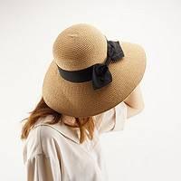 小布裁衣 女士草帽 黑色基础款