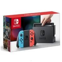 1日0点、绝对值:Nintendo 任天堂 Switch 游戏主机 日版